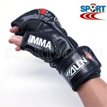 Găng tập Muay Thai cụt ngón Pro