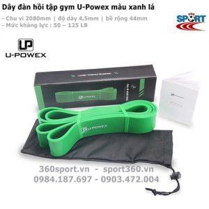 Dây đàn hồi tập thể dục U-Powex