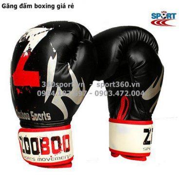 Găng tay boxing cao cấp Zooboo chữ Z