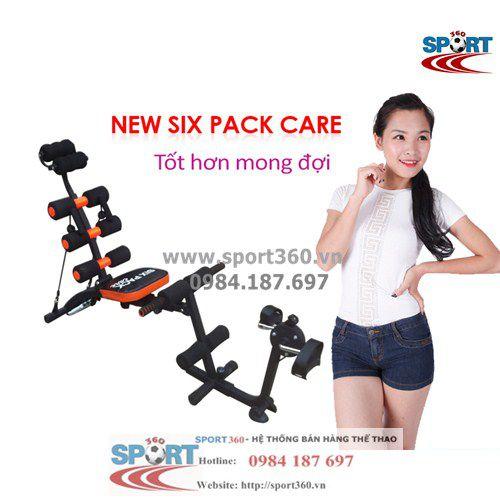 Máy tập cơ bụng new six pack care