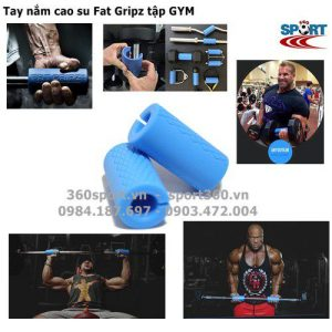 Tay nắm cao su Fat Gripz