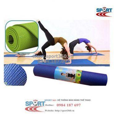 Thảm tập Yoga PVC giá rẻ