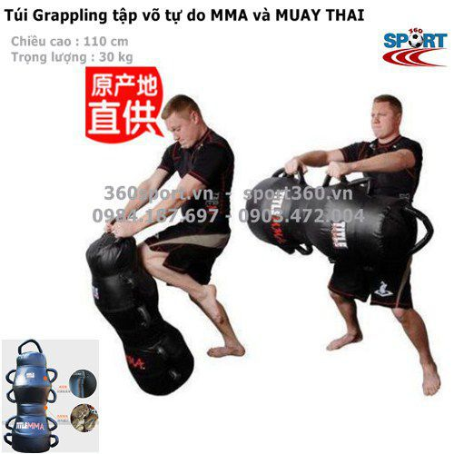 Túi Grappling tập võ tự do MMA