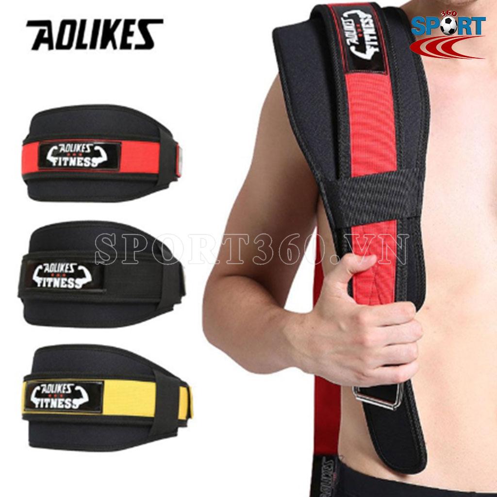 Đai bảo vệ lưng Aolikes tập gym