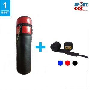 [COMBO-06] Bao cát đấm bốc tập võ + Băng đa boxing